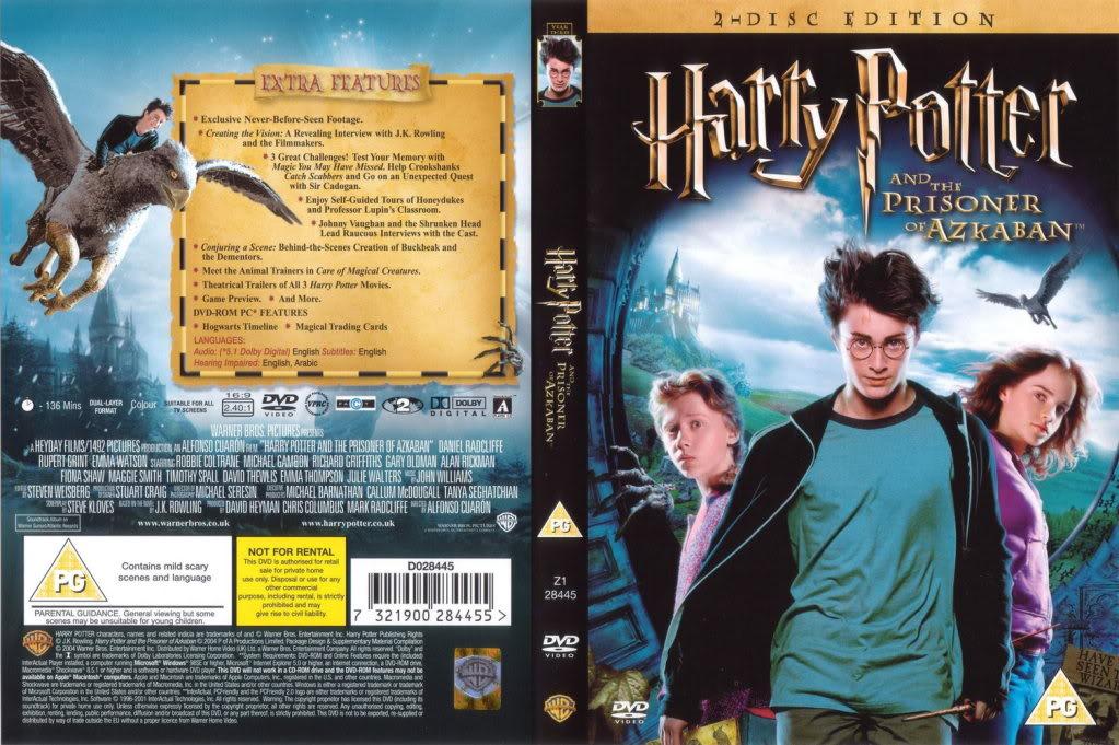 [4share - HD 720P - Sub Việt] Trọn bộ Phim Harry Potter Hr3