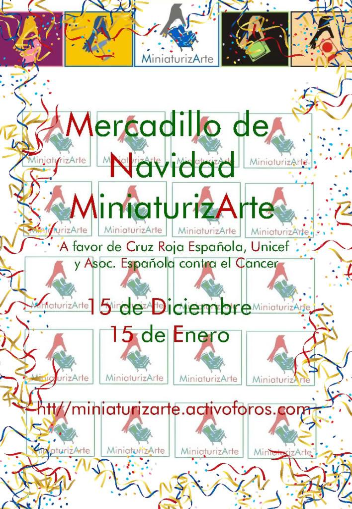 Foro gratis : MiniaturizArte - Portal Mercadillonavideo