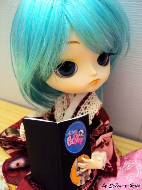 Hoshiyo p.10 + Histoires de dals.... p.11 - Page 2 3