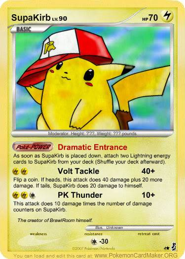 Jaco Makes PTCG Cards of His Friends 128609424816353