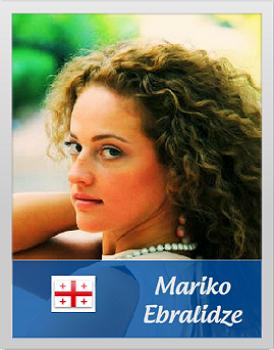 Miss ESC 2014 MarikoEbralidzeGeoacutergia_zpsde818a1a