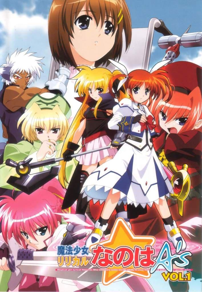Mahou Shoujo Lyrical Nanoha A's Special Soundtrack Plus. SSX10071-01