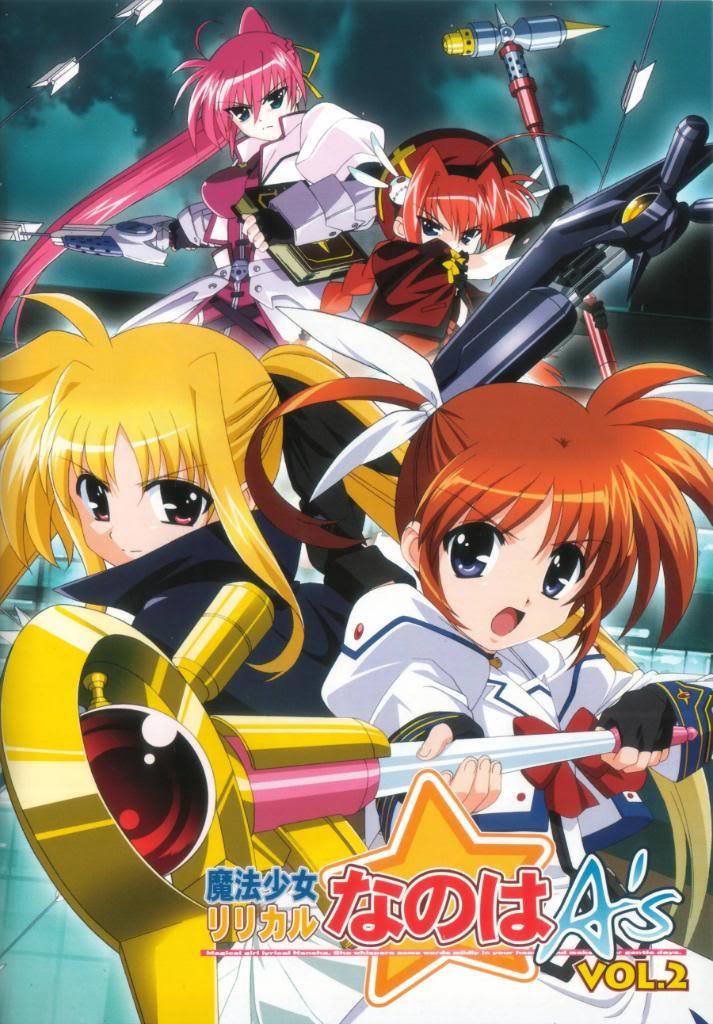 Mahou Shoujo Lyrical Nanoha A's Special Soundtrack Plus. SSX10072-01