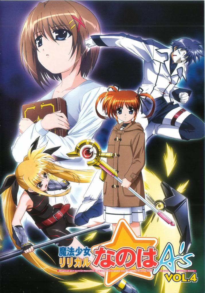 Mahou Shoujo Lyrical Nanoha A's Special Soundtrack Plus. SSX10074-01