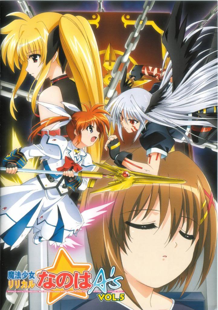 Mahou Shoujo Lyrical Nanoha A's Special Soundtrack Plus. SSX10075-01