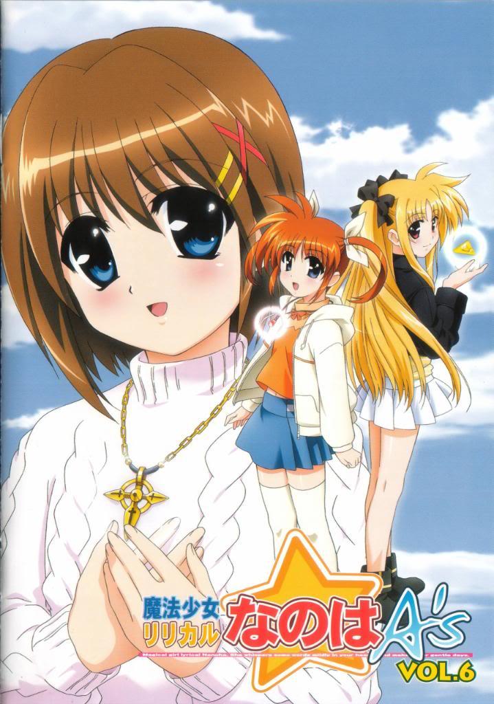Mahou Shoujo Lyrical Nanoha A's Special Soundtrack Plus. SSX10076-01