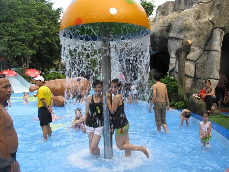 [30/10/2011] A2Pro đi Đầm Sen WaterPark IMG_3862