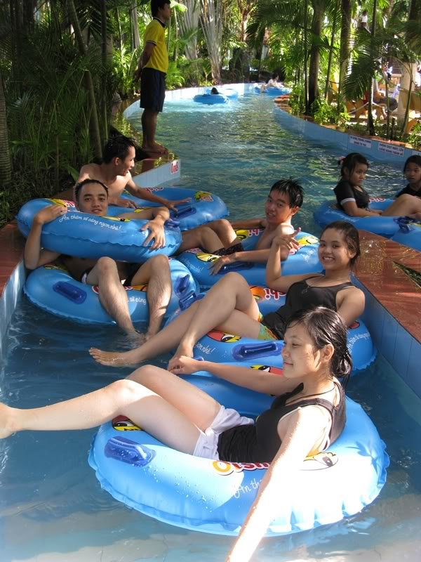 [30/10/2011] A2Pro đi Đầm Sen WaterPark IMG_3873
