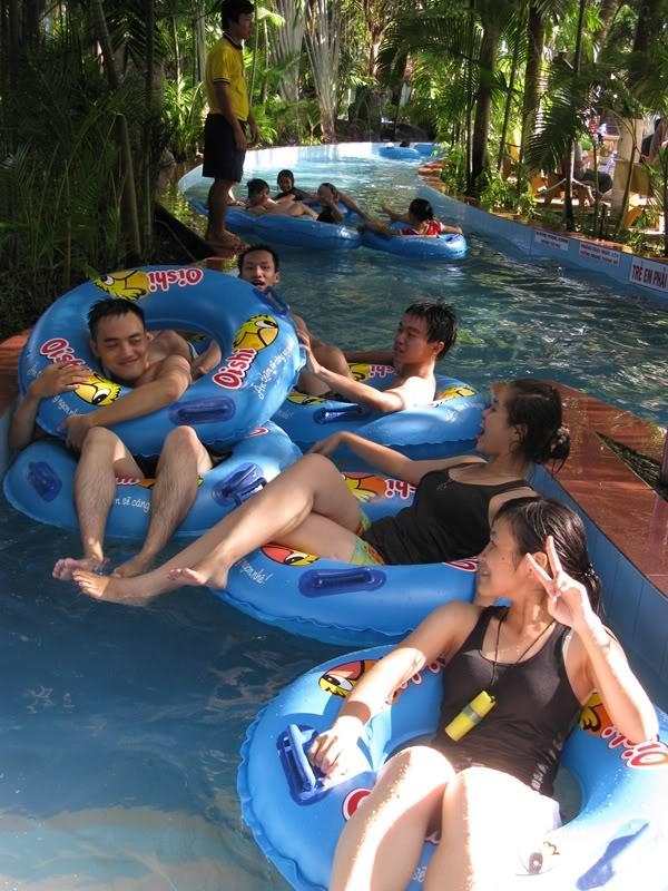 [30/10/2011] A2Pro đi Đầm Sen WaterPark IMG_3874