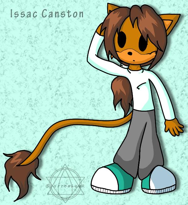 Sparoku's drawings/sprites Issac