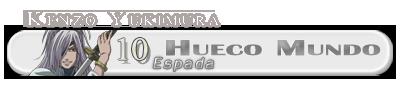 Registro de Comandos de Liberación, Hechizos y Poderes humanos Kenzo