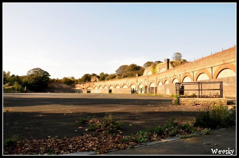 Fort Burgoyne Dover October 2011 ..(revisit) DSC_0101