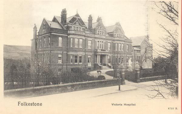 Royal Victoria Hospital Folkestone june 2011 Hospitals-6-114