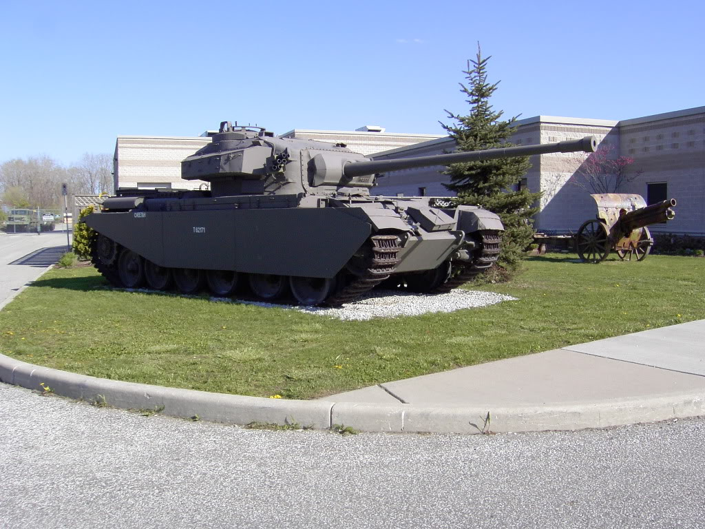 Centurion at our local Armoury PDR_1823