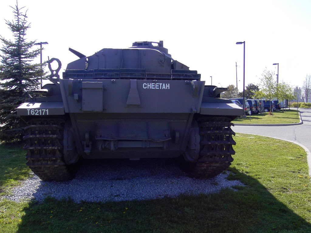 Centurion at our local Armoury PDR_1826