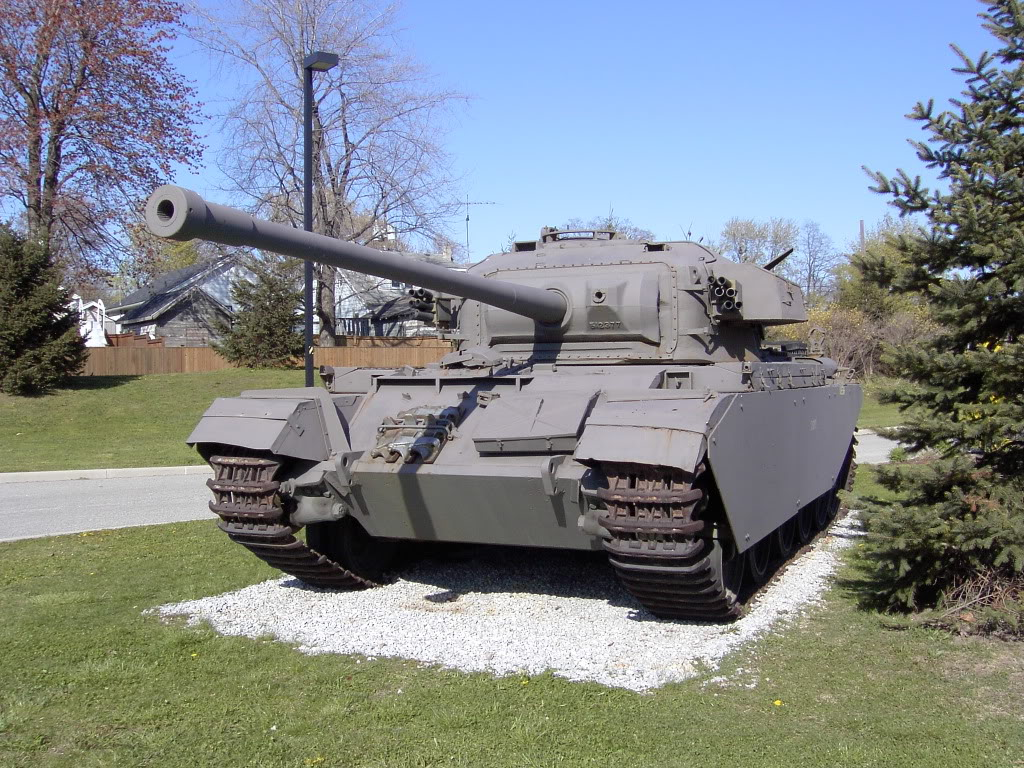 Centurion at our local Armoury PDR_1830
