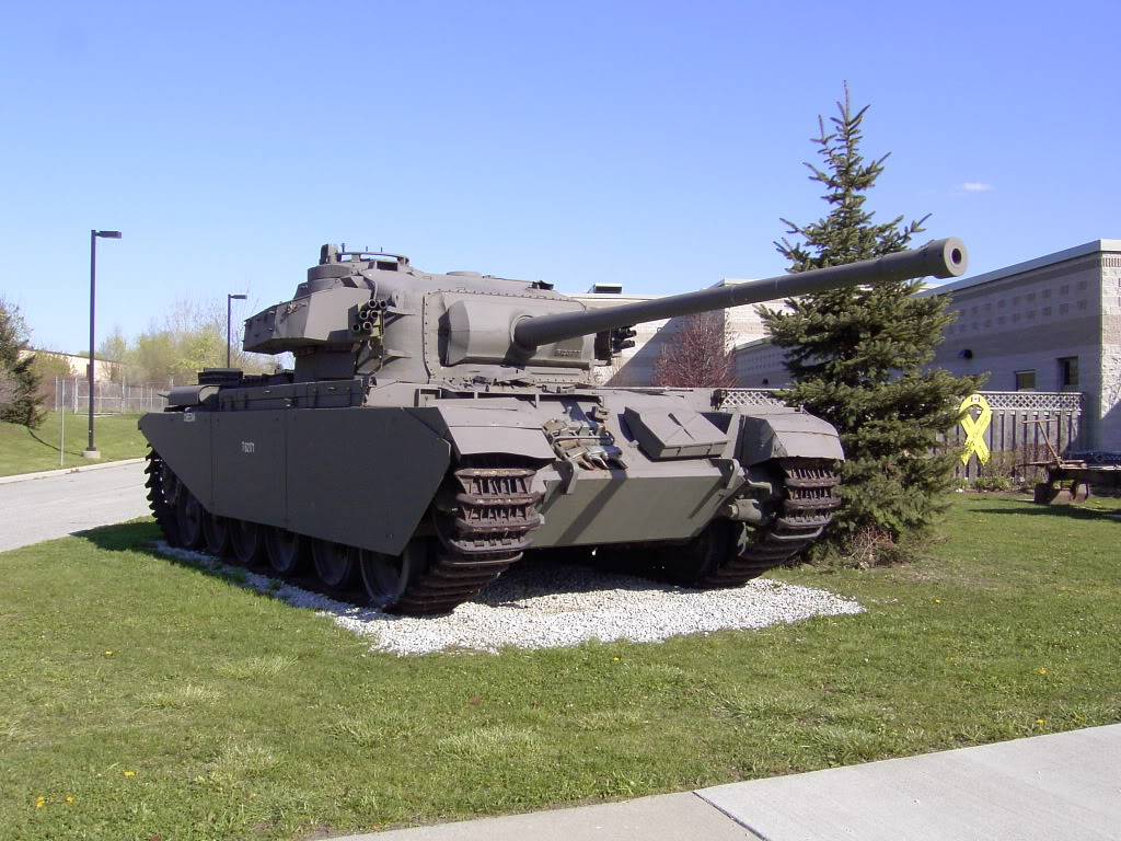 Centurion at our local Armoury PDR_1831
