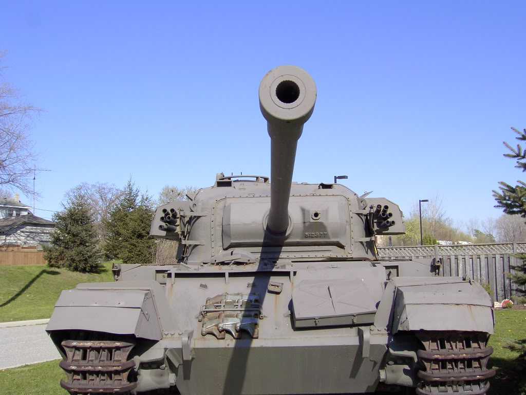 Centurion at our local Armoury PDR_1833