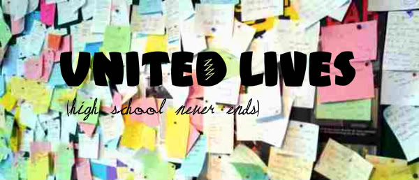 United Lives  Post-It-Note-Board