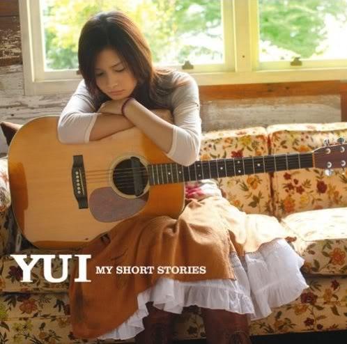 Discografía de YUI en DD Shortdvd3