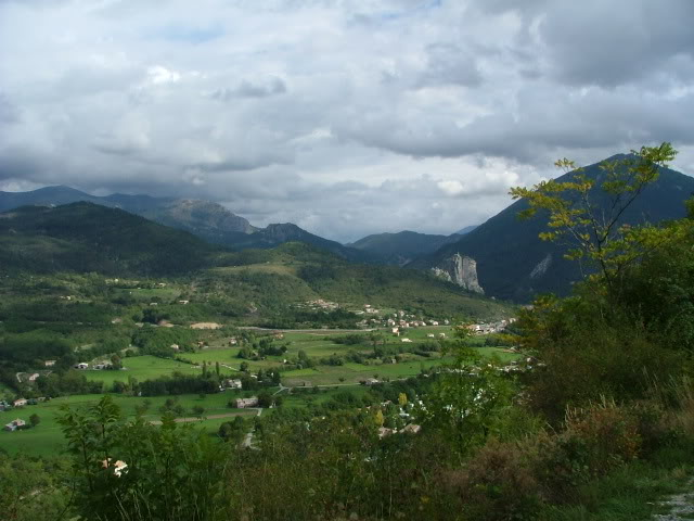 An oldie.  Three mountain ranges and a gorge or two FranceSpain2005129