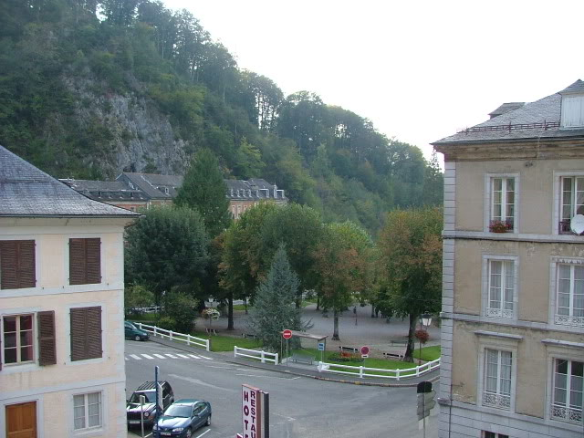 An oldie.  Three mountain ranges and a gorge or two FranceSpain2005378