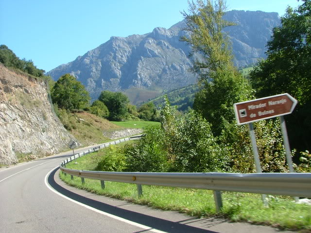 An oldie.  Three mountain ranges and a gorge or two FranceSpain2005711
