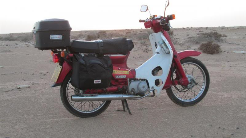 The Road to Bansang- Andy's trip to the Gambia on a Honda C90 - Page 3 AP066Custom_zps86d70f22