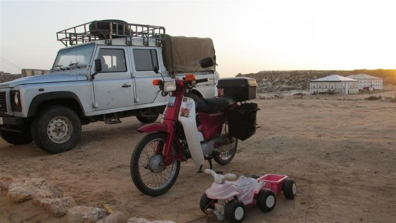 The Road to Bansang- Andy's trip to the Gambia on a Honda C90 - Page 3 AP31Custom_zps86db6ecc