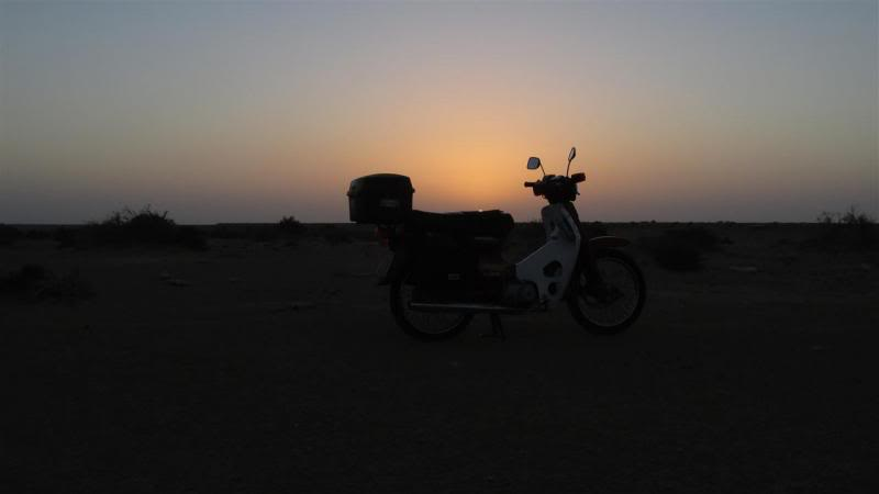 The Road to Bansang- Andy's trip to the Gambia on a Honda C90 - Page 3 AP67Custom_zpsb3dd8050