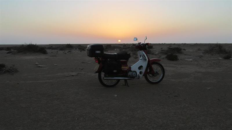 The Road to Bansang- Andy's trip to the Gambia on a Honda C90 - Page 3 AP68Custom_zps7d2adc3c