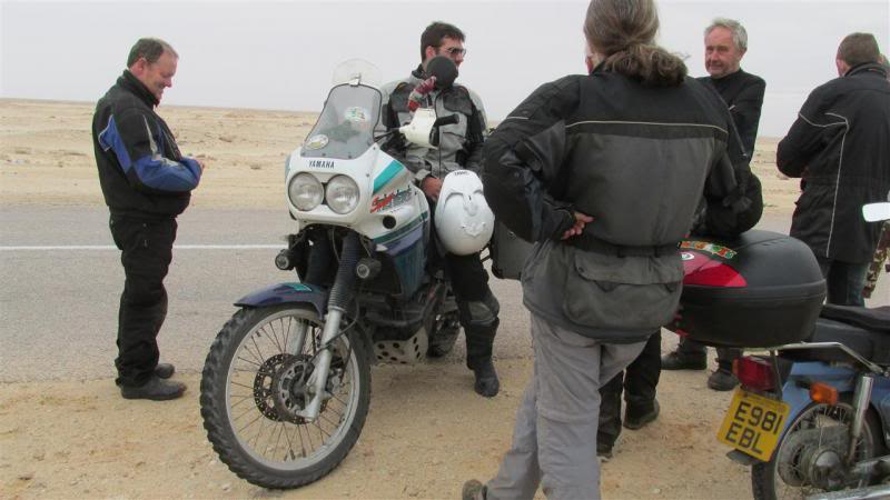 The Road to Bansang- Andy's trip to the Gambia on a Honda C90 - Page 3 AP75Custom_zpsd167546e
