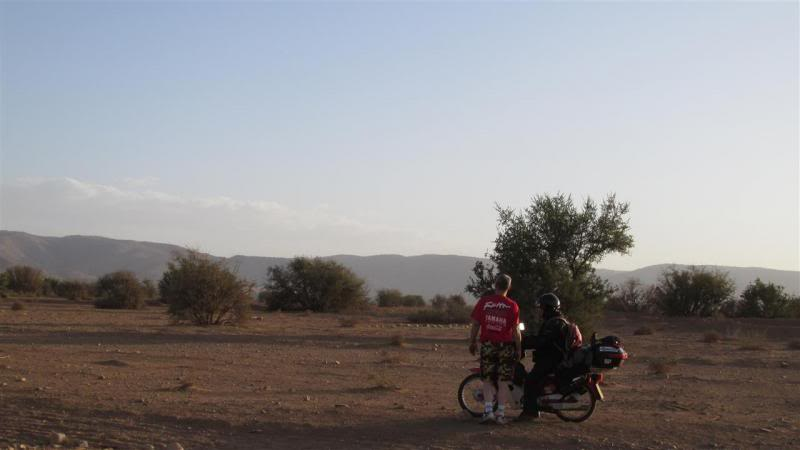 The Road to Bansang- Andy's trip to the Gambia on a Honda C90 - Page 3 AP125Custom_zpsb0b2d0b4