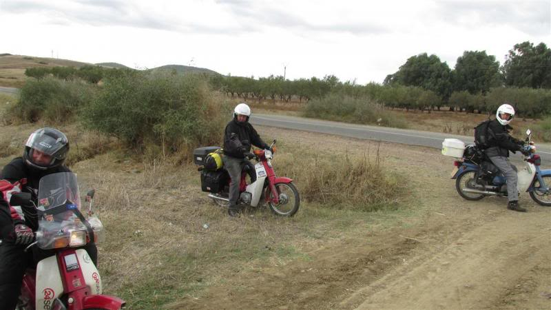The Road to Bansang- Andy's trip to the Gambia on a Honda C90 - Page 2 OffRoading_zpsaa525e01