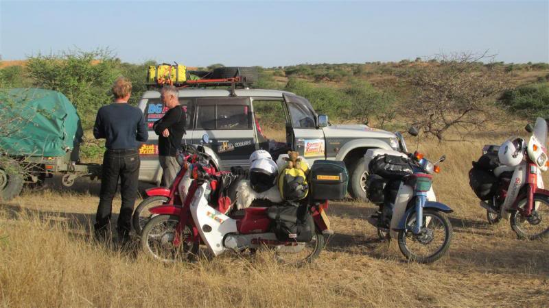 The Road to Bansang- Andy's trip to the Gambia on a Honda C90 - Page 3 MauritaniatoSengal001Custom_zpsab276fc0