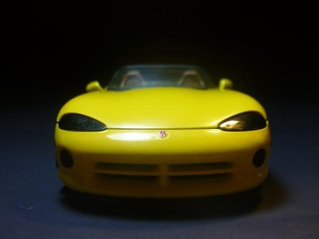 Dodge Viper RT/10 1995. AMT 1/25 P1020679