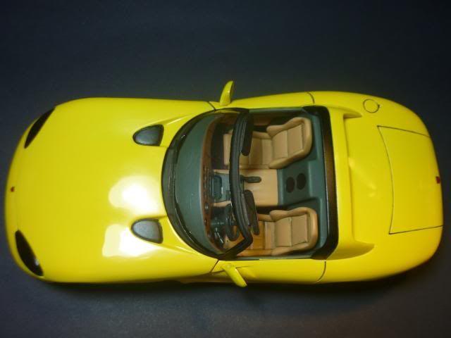 Dodge Viper RT/10 1995. AMT 1/25 P1020683