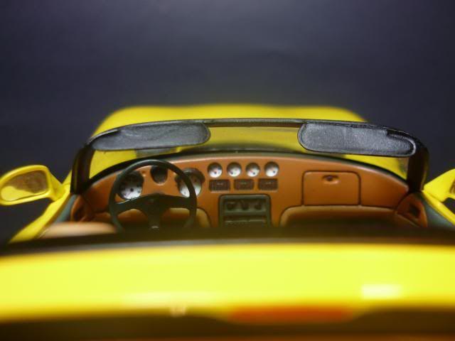 Dodge Viper RT/10 1995. AMT 1/25 P1020684