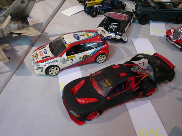 Ford Focus WRC 1/24 Tamiya Fotos3037