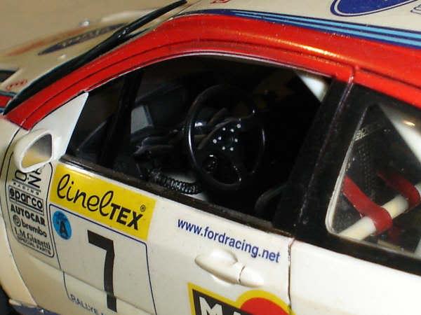 Ford Focus WRC 1/24 Tamiya Fotos3052