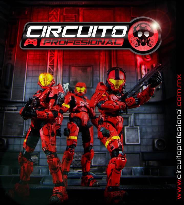 Circuito Profesional de Gamers - Home Aplicacinlogocp