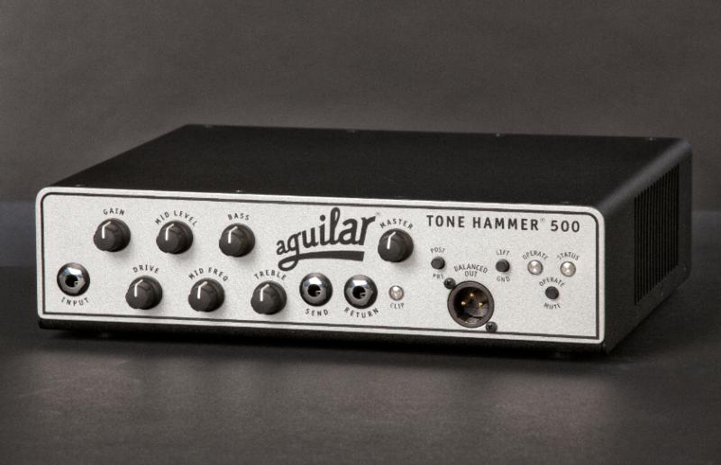 Aguilar Tone Hammer 500 TH500lorez