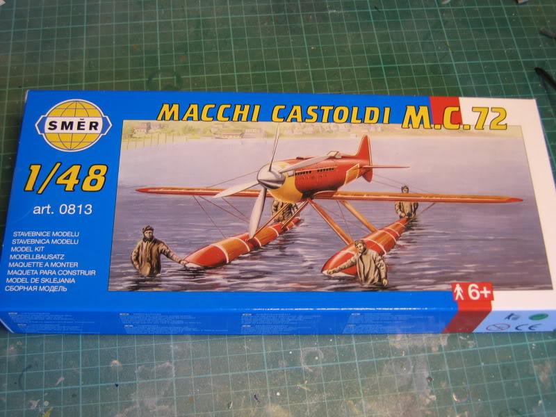 1/48 SMER Macchi Castoldi MC.72 050