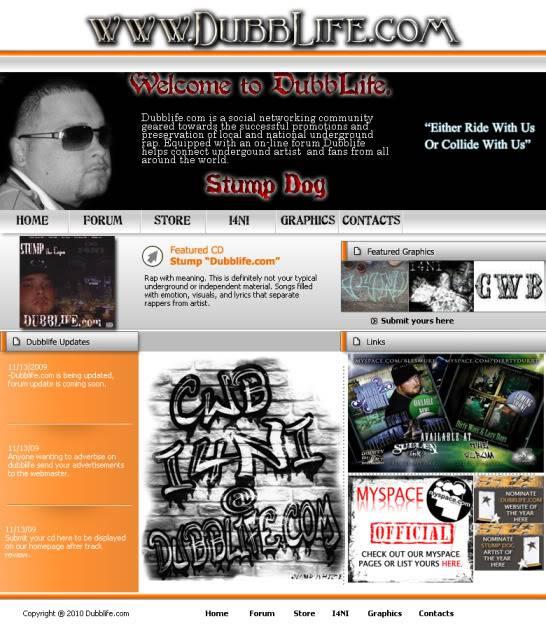 DUBBLIFE / I4NI Homepagecopy