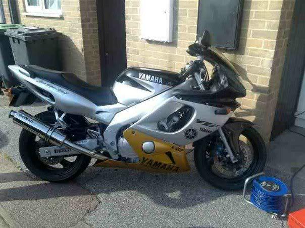 I knew I'd get round to intro's! Lol  Bike