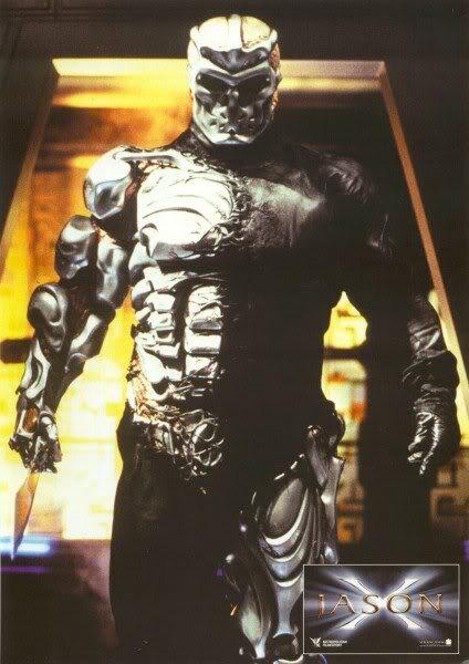 Jason X - Jim Isaac (2001) JasonX-1