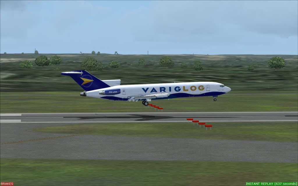 [FS9] VarigLog 6514 GRU-SSA Screenshots-39