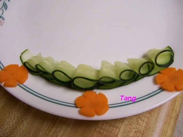 فن تقطيع الخضروات و الفواكه 100_5297