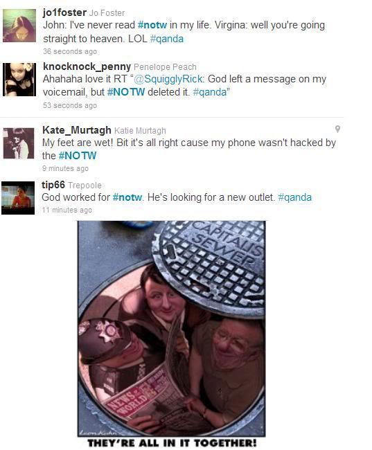 Twitter Humor on #notw HumoronTwittertoday