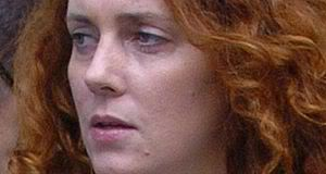 Rebekah Brooks Arrested!!! RebekahBrooksOnFleetStreetPA